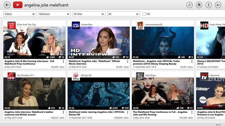 """Best free youtube app for windows 8 """"metrotube"""" released, download now."""