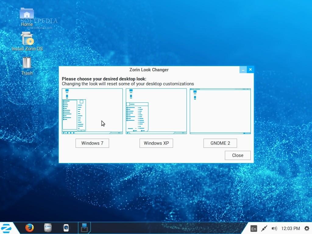 Zorin OS 9 Educational Lite Has Windows 7, Windows XP, and