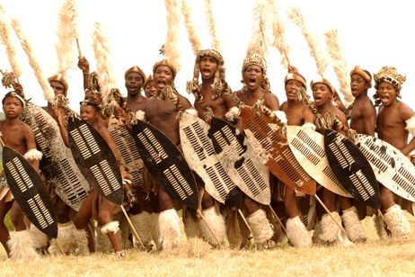 Zulu the most fearful black warriors young zulu warriors stopboris Choice Image