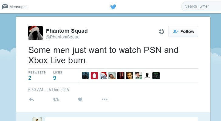New Hacking Group Threatening Xbox Live and PSN with DDoS
