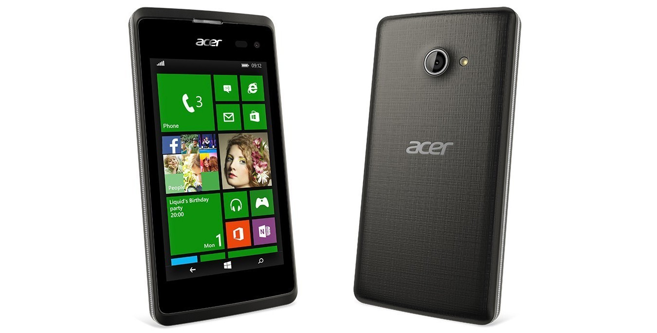 0feeee63277 Acer Tipped to Launch Four New Windows Phone Devices at IFA 2015