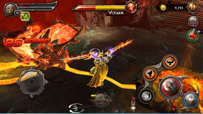 Action-RPG Smash Hit Blade: Sword of Elysion Arrives on