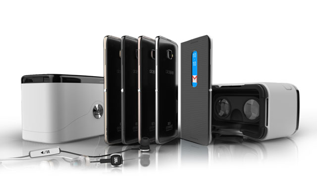 Alcatel Announces IDOL 4 and IDOL 4S High-End Phones, Drops OneTouch