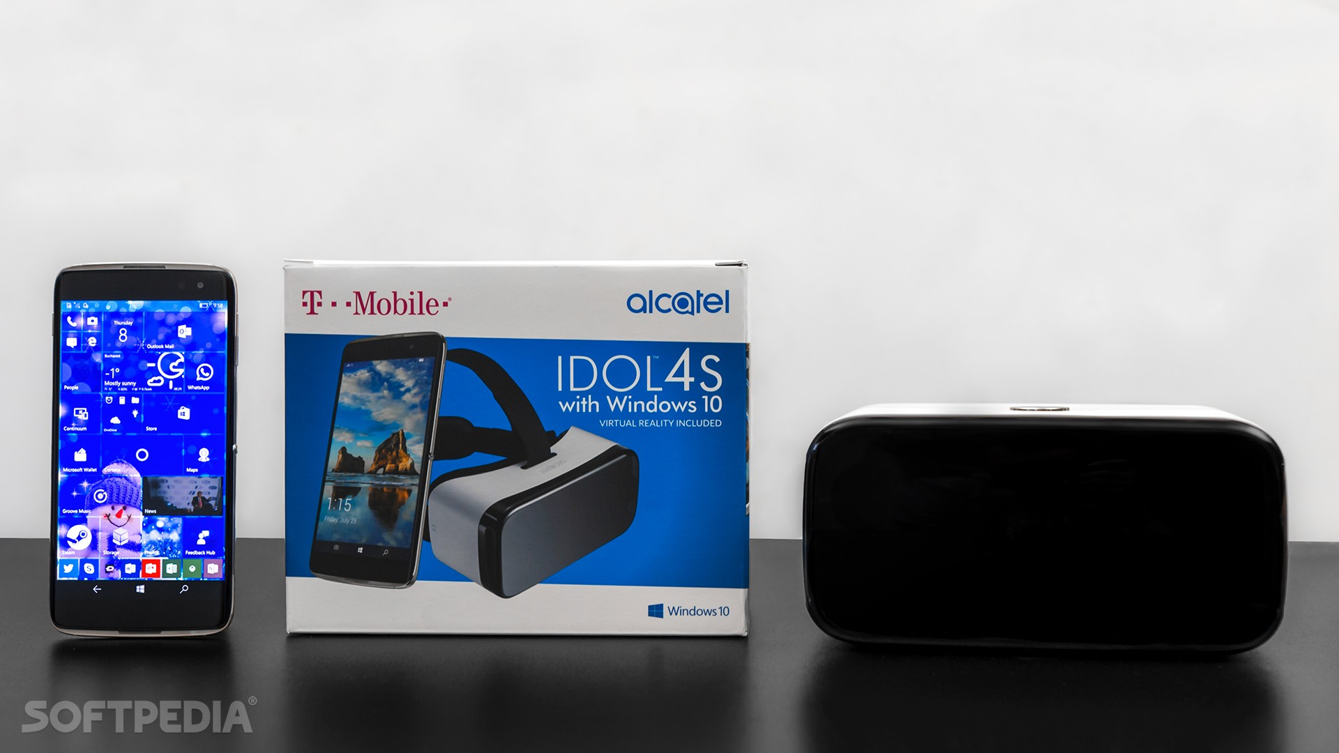 Alcatel IDOL 4S with Windows 10 Mobile Review