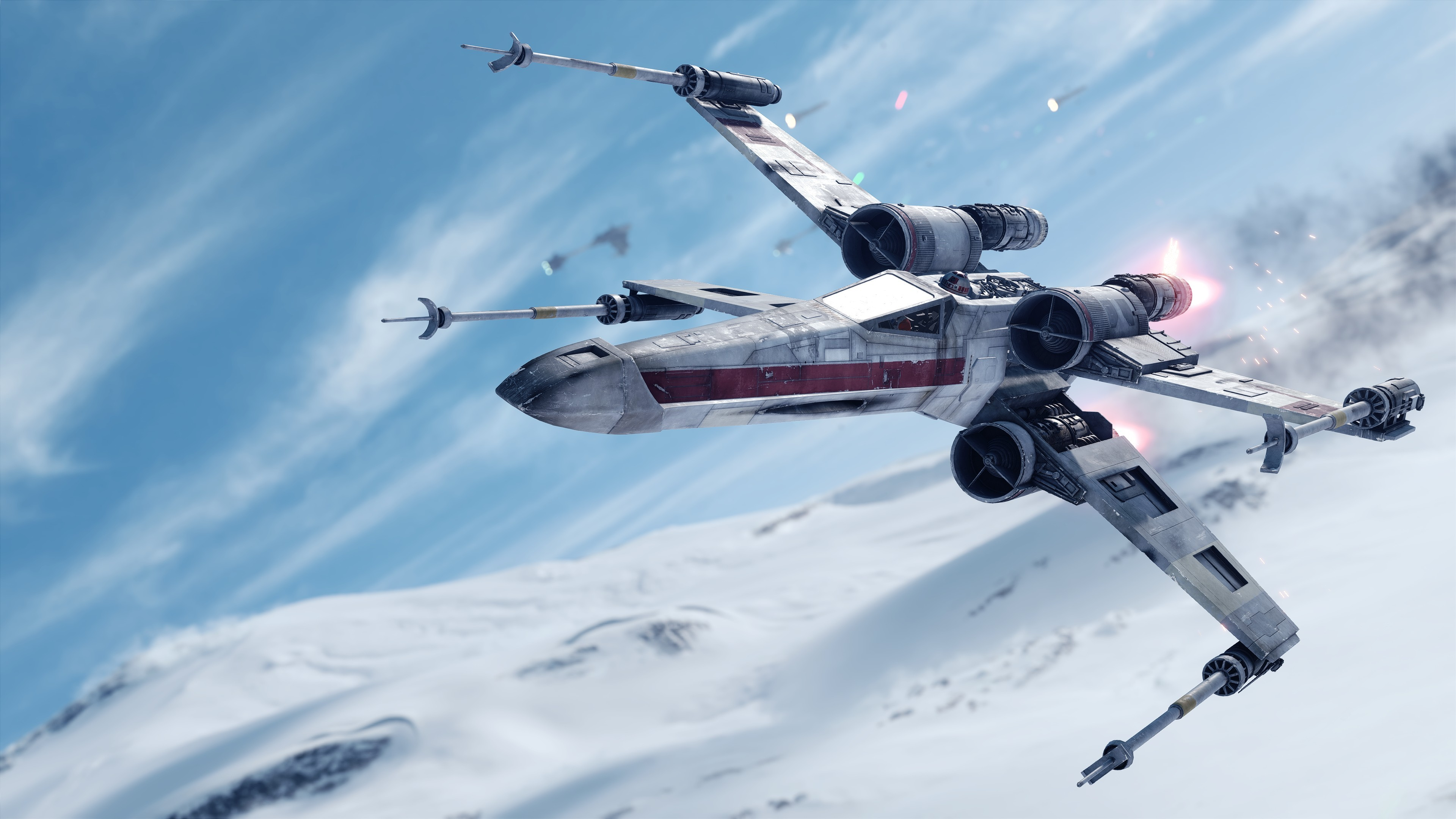 Amazing Screenshots From Star Wars Battlefront Shows Why Pc Is