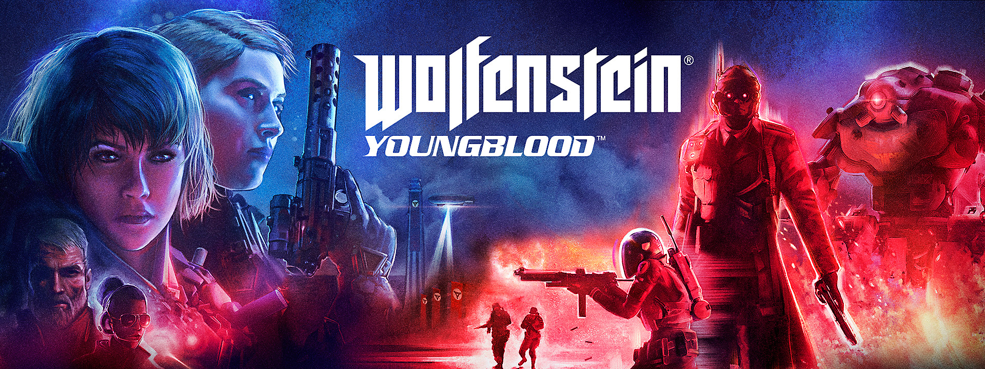 AMD Adds Supports Wolfenstein: Youngblood - Get Adrenalin