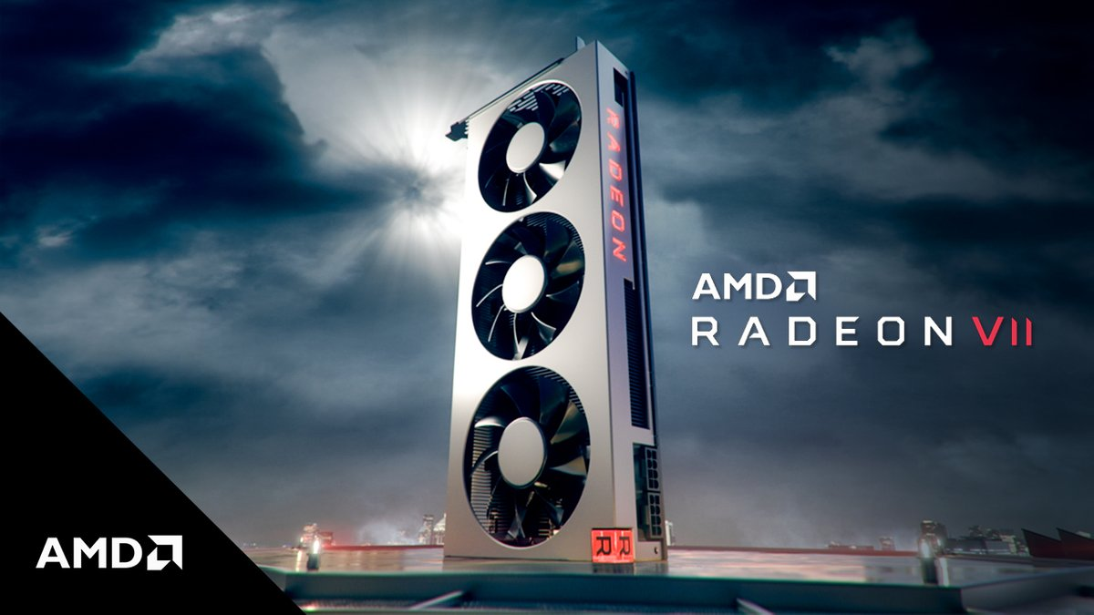 AMD Announces Radeon VII GPU During CES Keynote