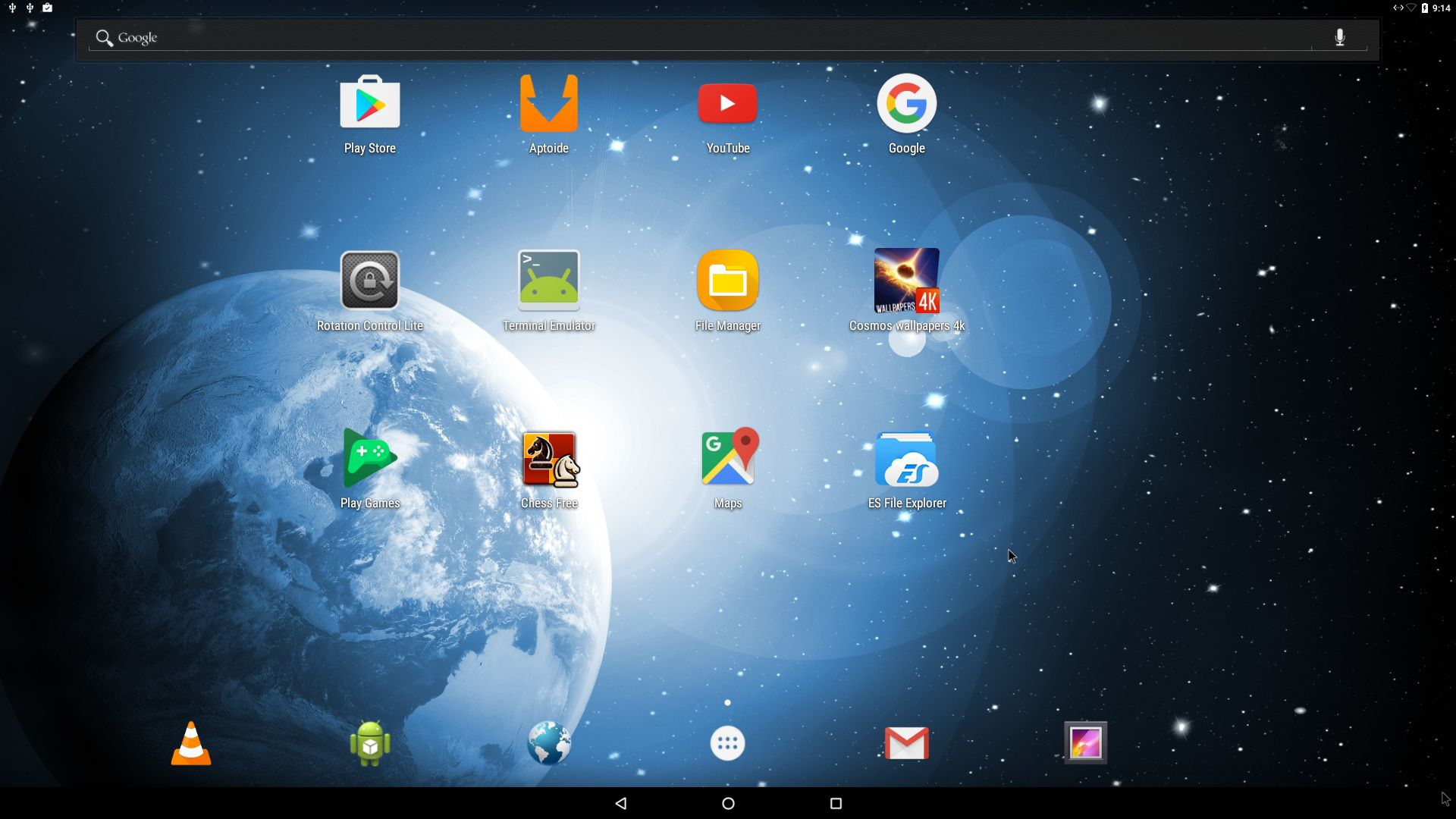 AndEX Project Brings Android 7.0 Nougat With GAPPS & Linux