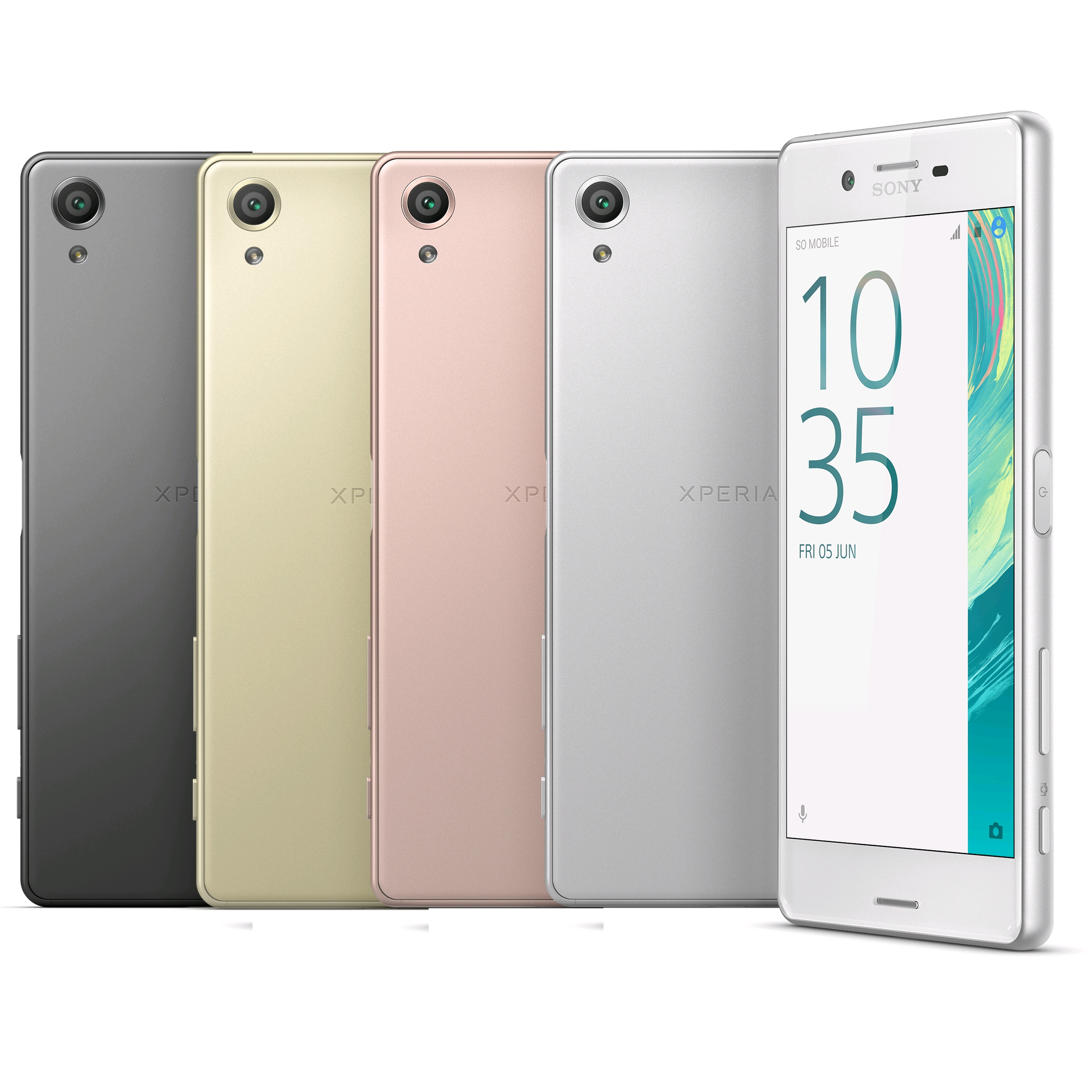 Android 7 1 1 Nougat Is Rolling Out to Sony Xperia X and X Compact