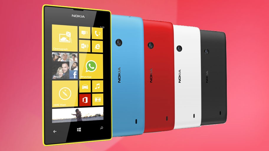 Android 71 nougat installed on nokia lumia 520 windows phone lumia 520 is one of the most popular windows phones to date ccuart Choice Image