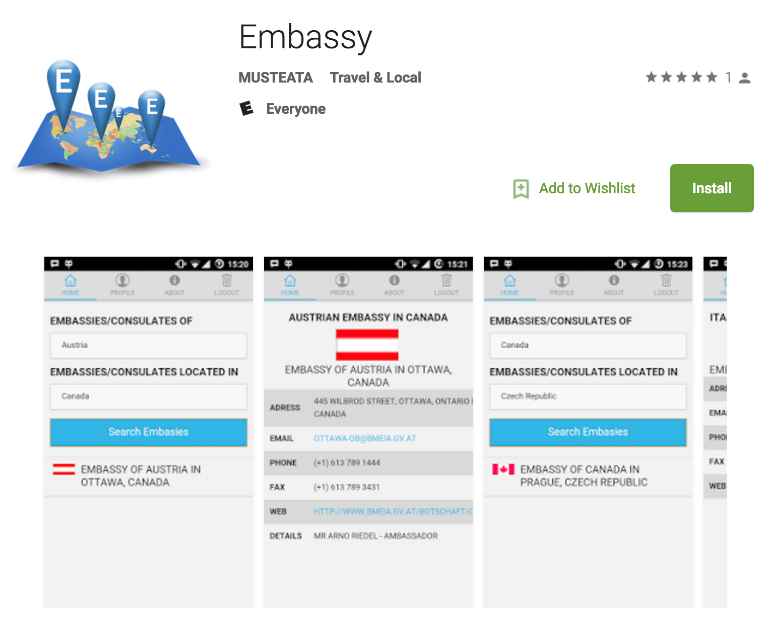 Android Apps Infected with Spyware Found on the Official Google Play