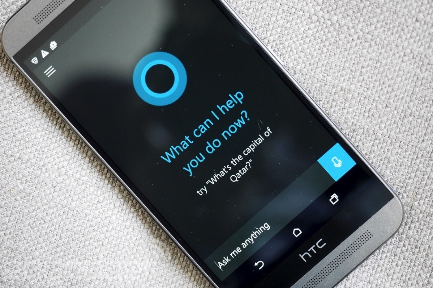 Cortana On Android