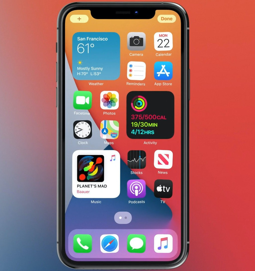 Apple Ios 14