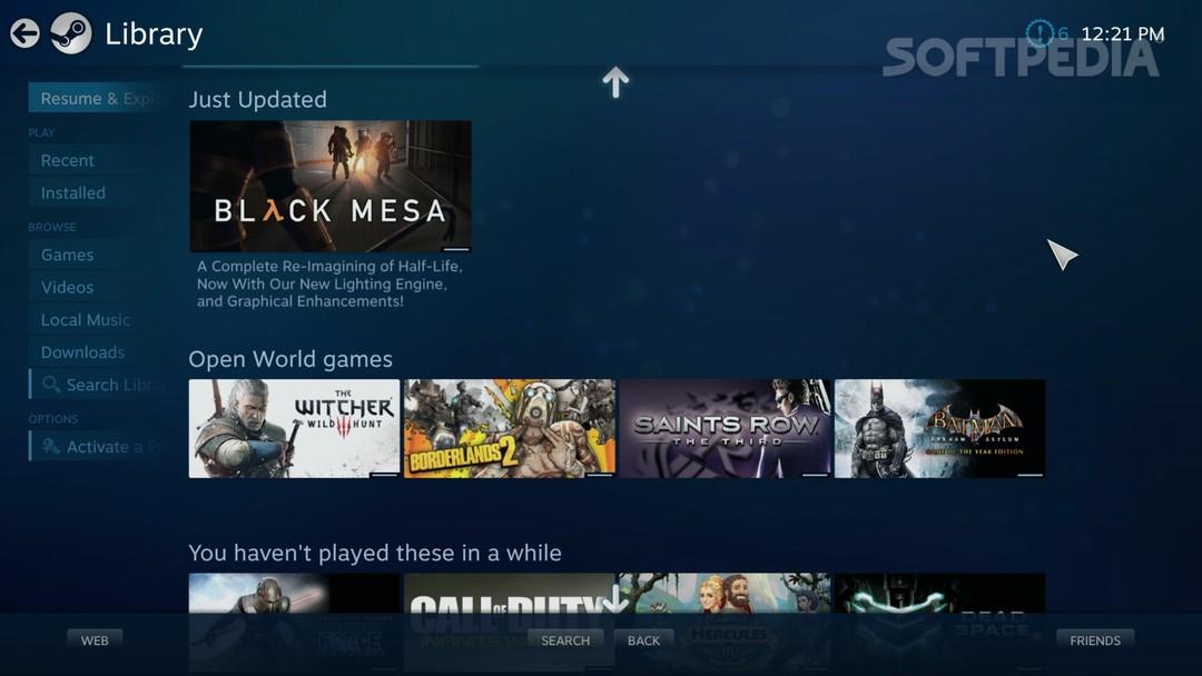 Apple Blocks Steam Link from App Store Citing