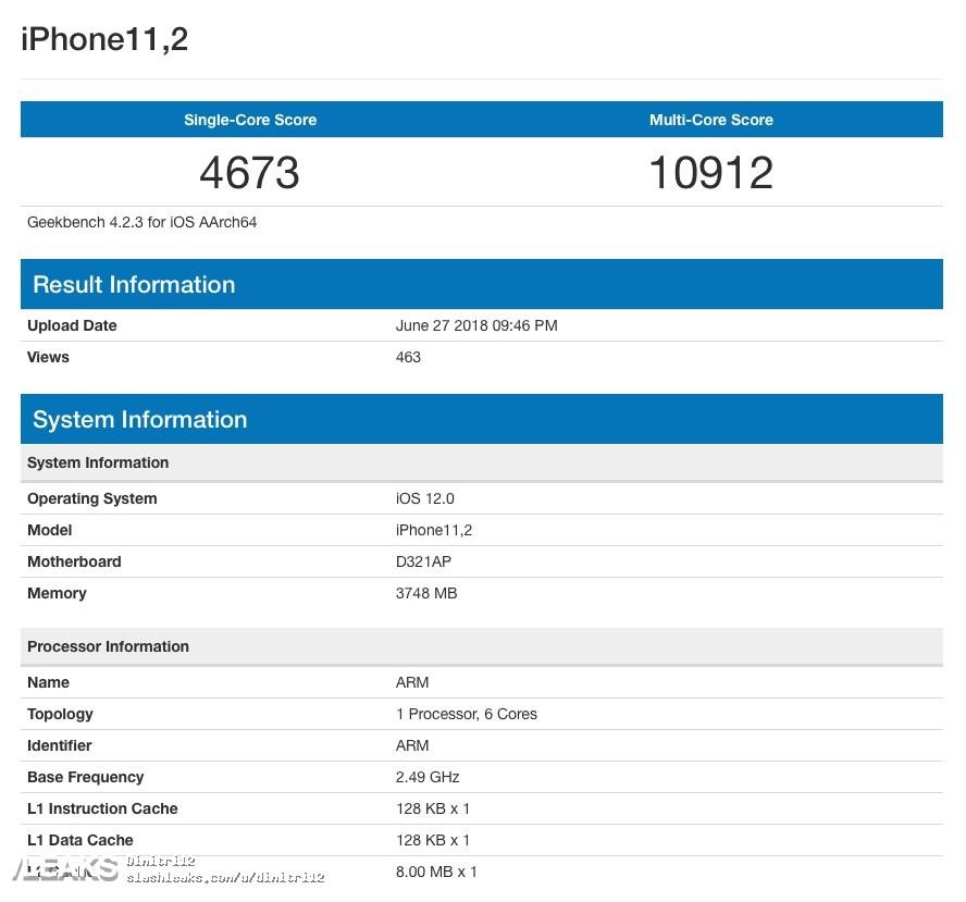 Apple Could Upgrade New Iphone X To 4gb Ram