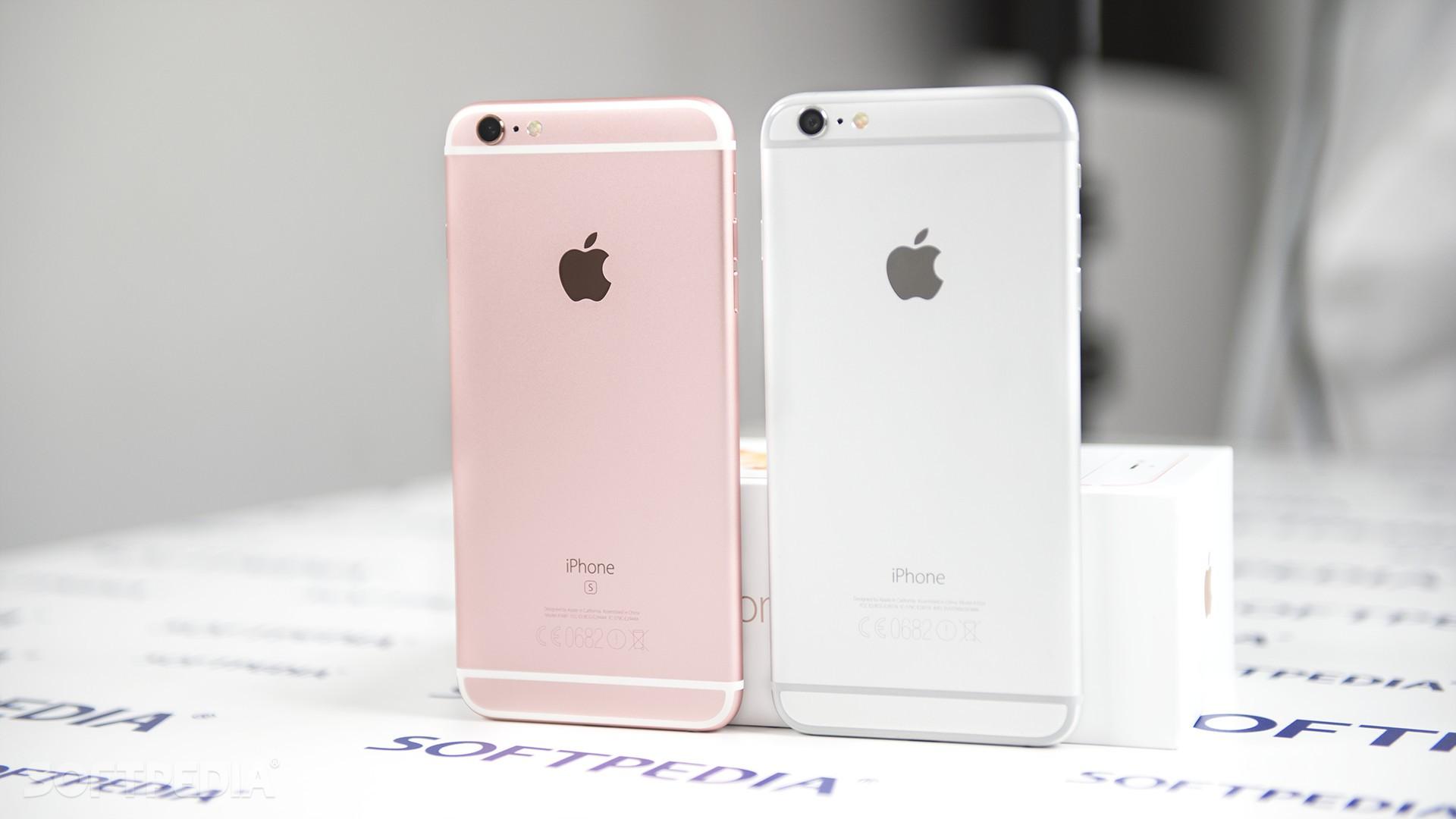 Apple iPhone 6 Plus 6S Plus S View