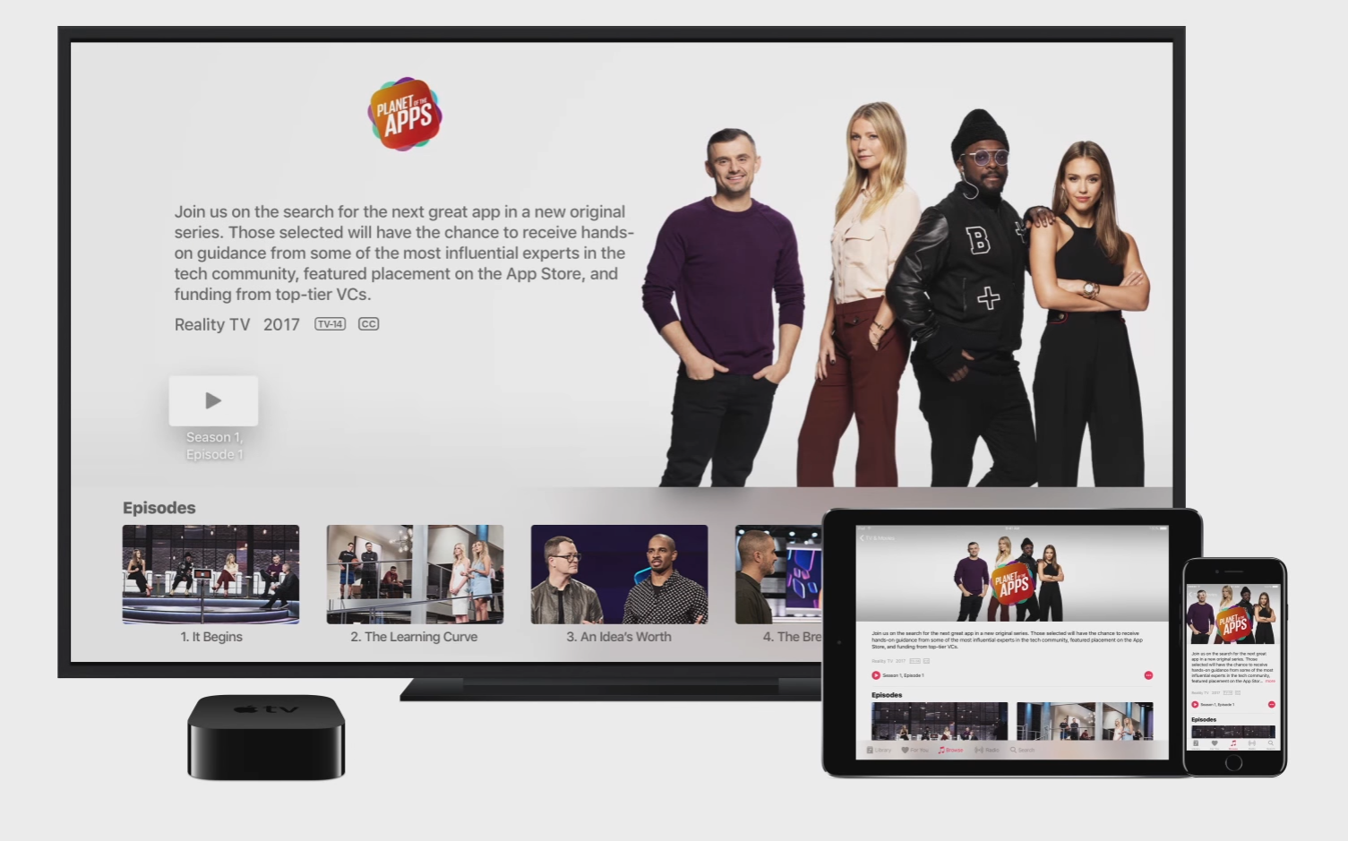 Apple Music to Host Planet of the Apps and Carpool Karaoke