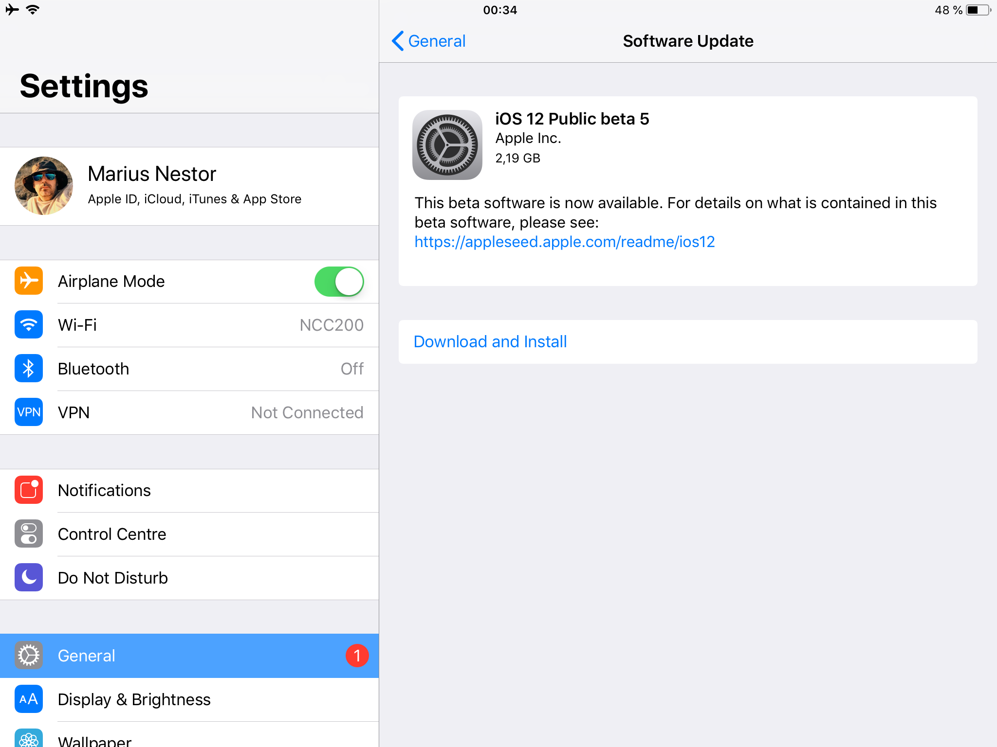 Apple Releases Fifth Public Beta of iOS 12, macOS Mojave 10 14, and