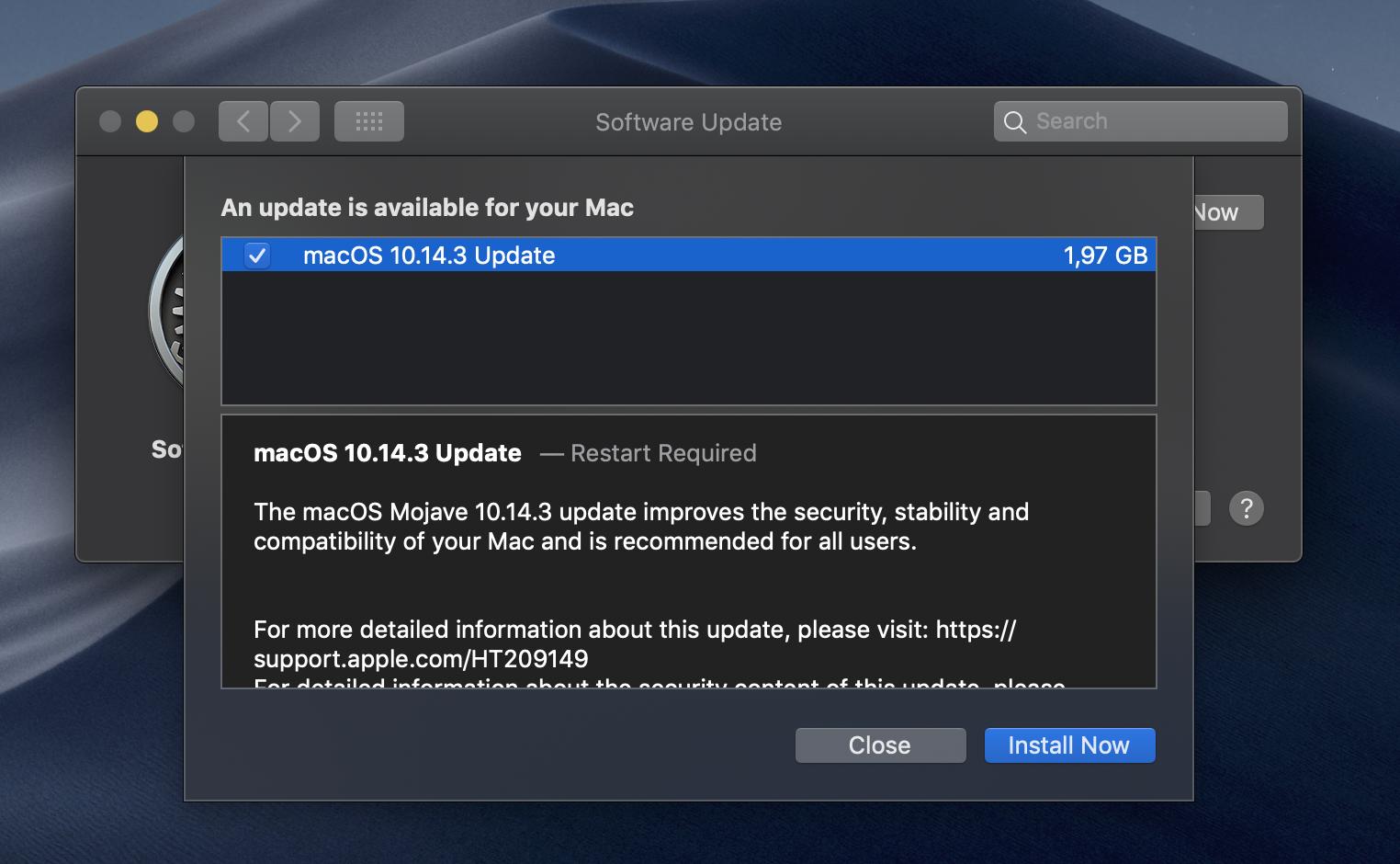 Apple Releases iOS 12 1 3, macOS Mojave 10 14 3, watchOS 5 1