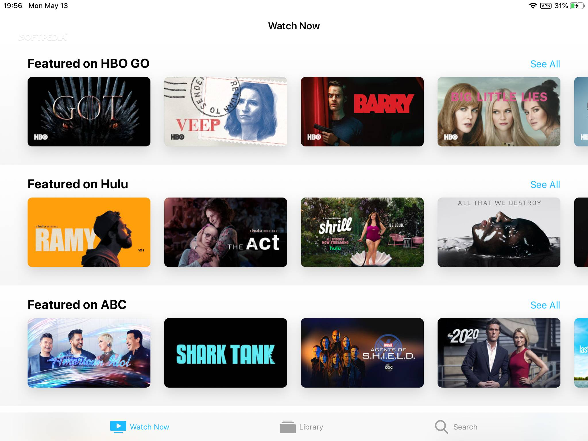 Apple Releases iOS 12 3 and tvOS 12 3 with All-New TV App