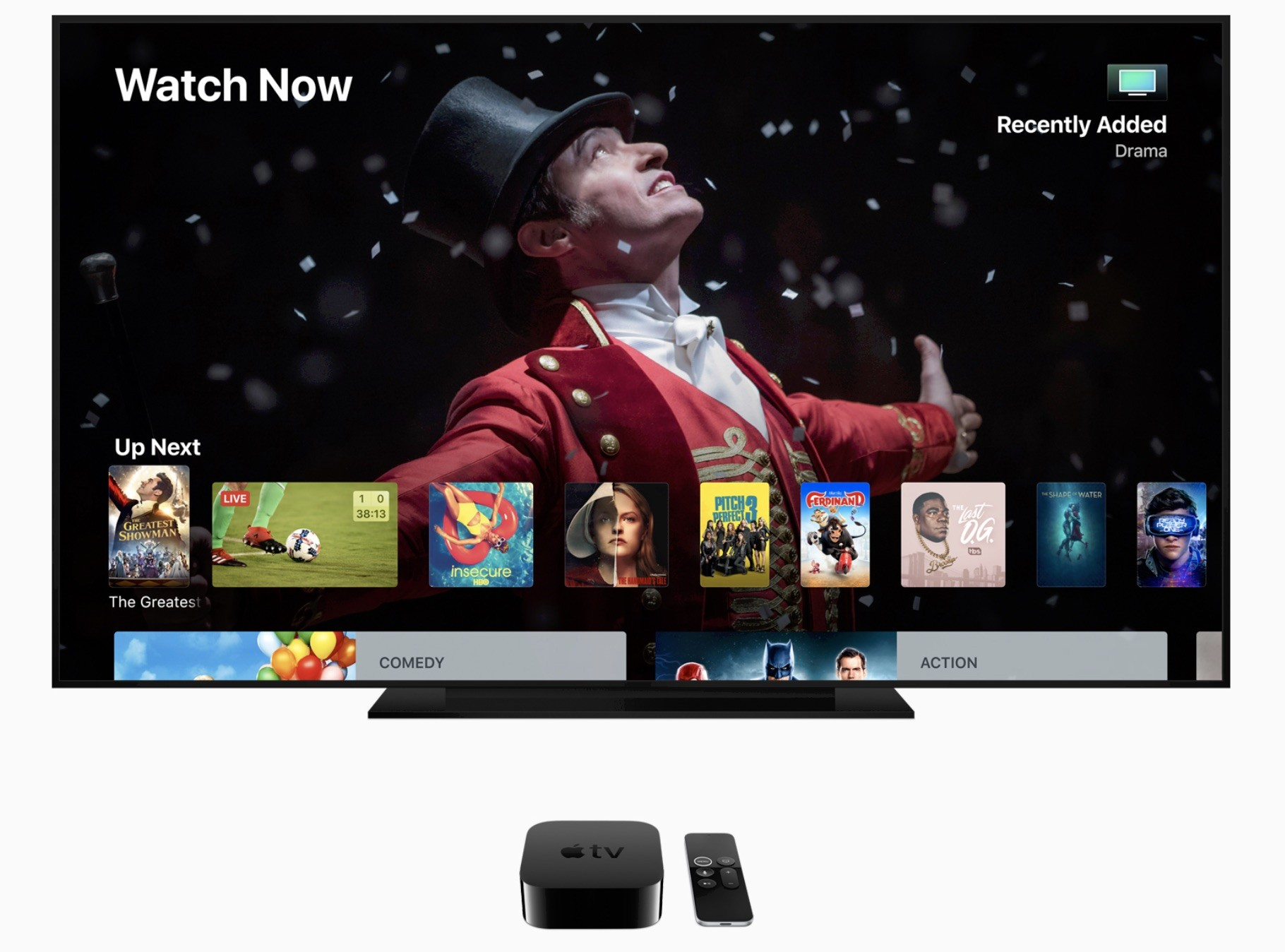 Apple tv update news