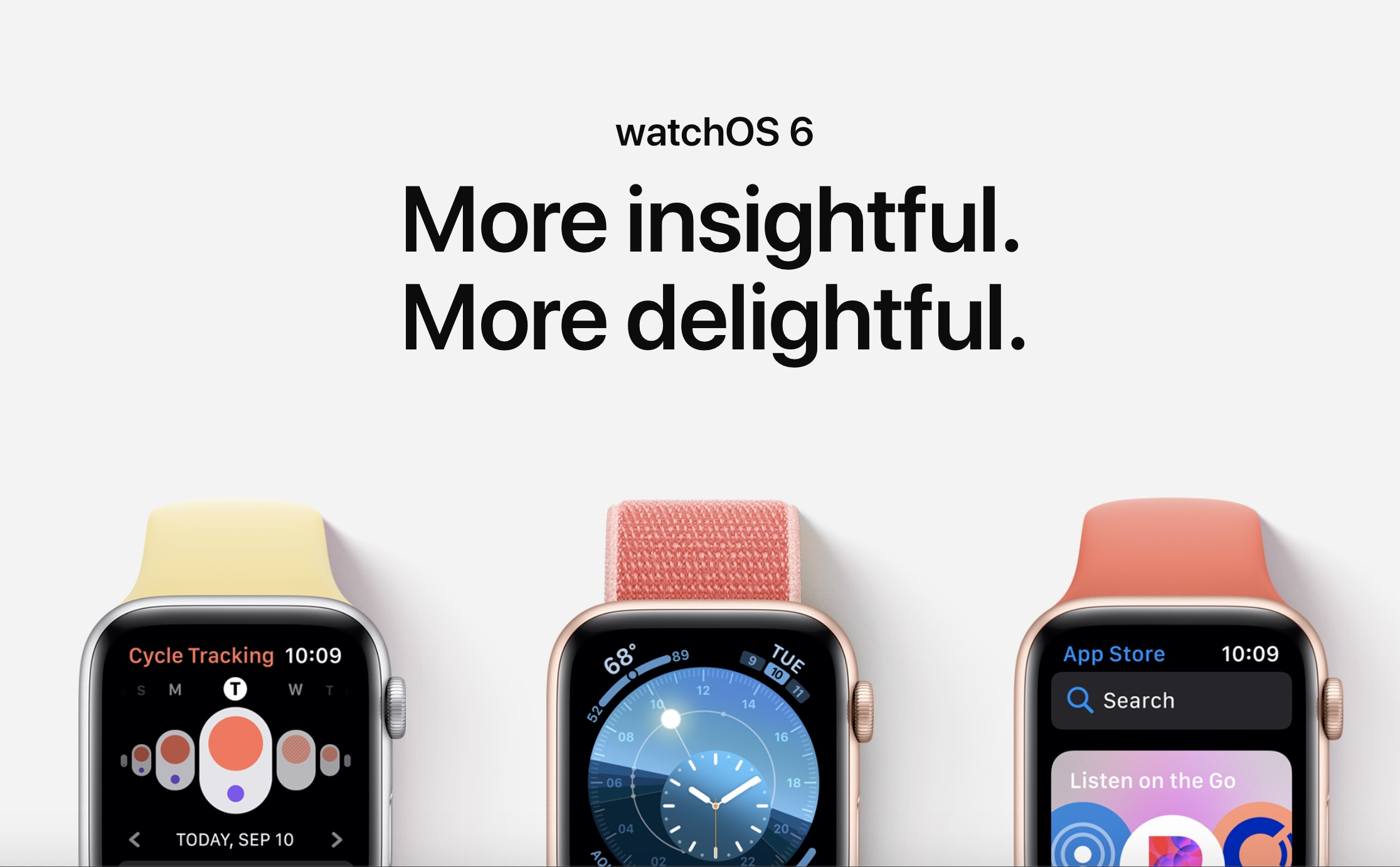 Should you upgrade to watchOS 6?