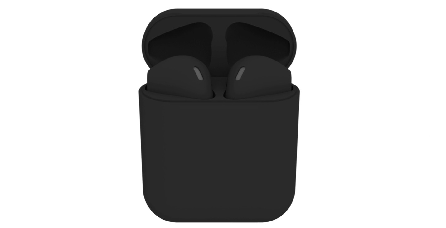 Apple's AirPods Now Available in Black, They Call Them BlackPods