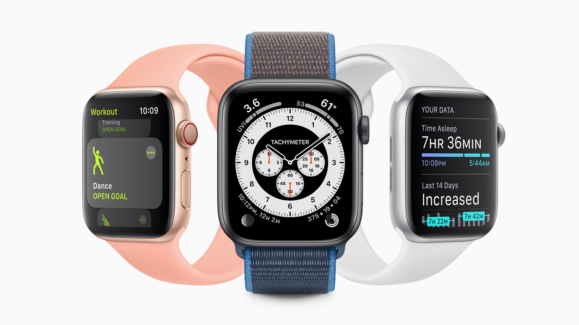 Apple launches new iPads and smart watches