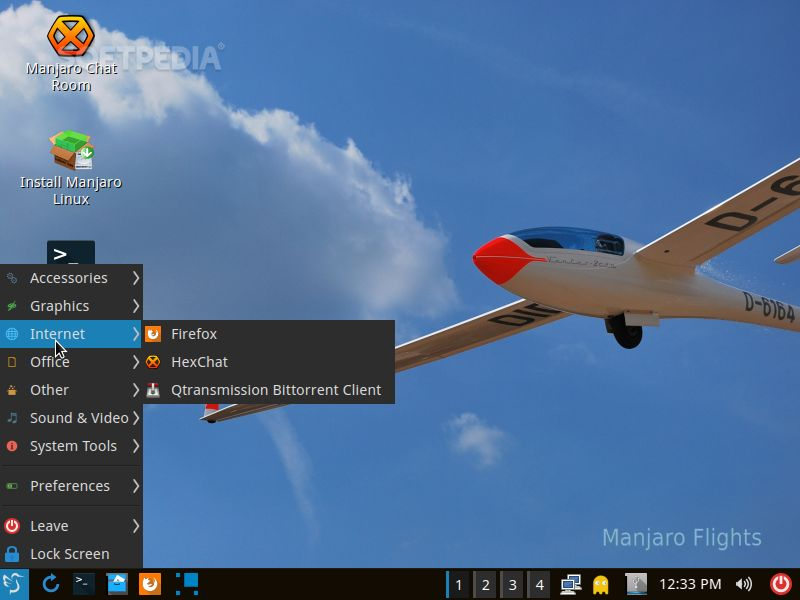 Arch-Based Manjaro LXDE and Manjaro LXQt Advance to Version