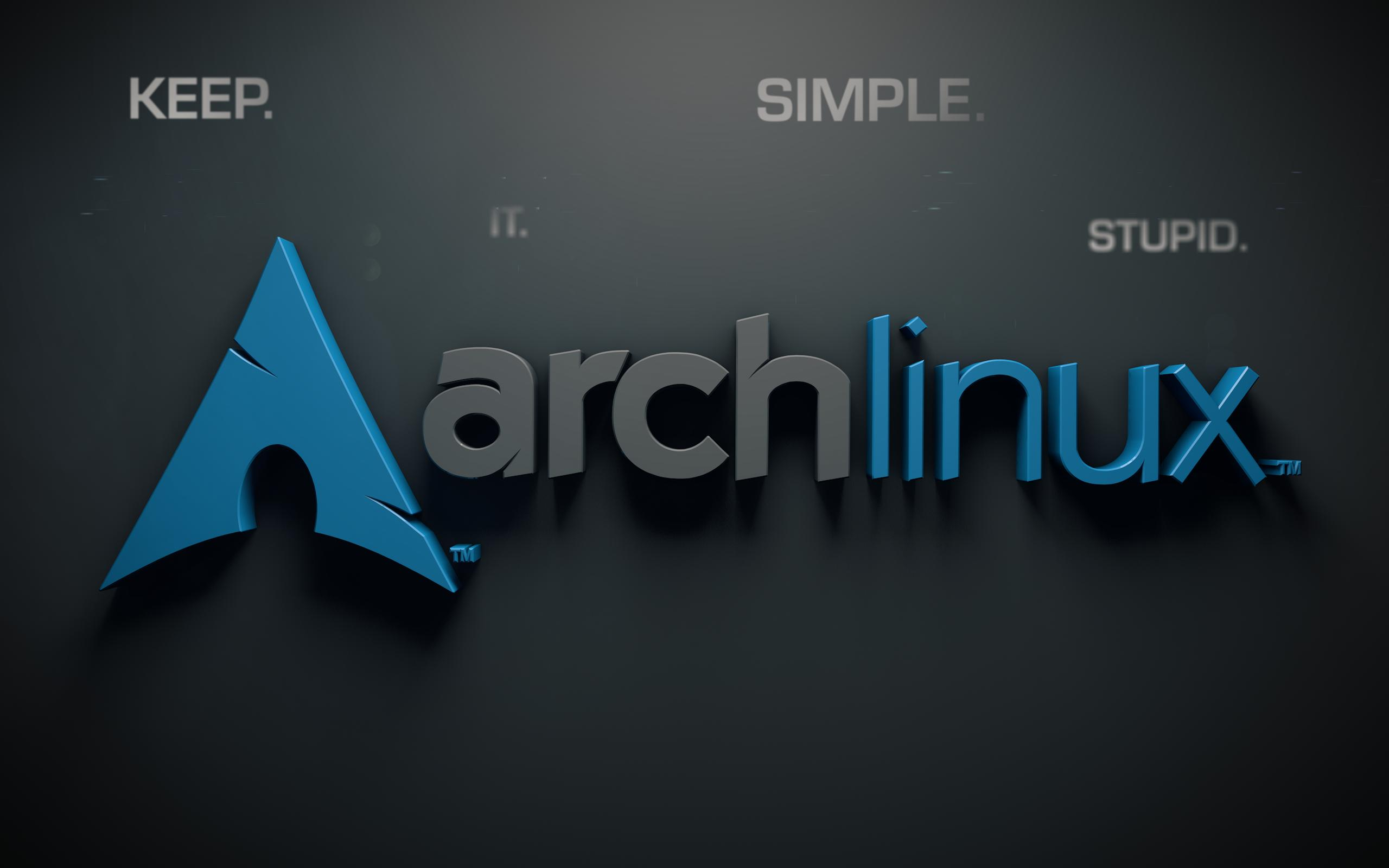 Arch Linux 2016 08 01 Is Now Available for Download, Ships