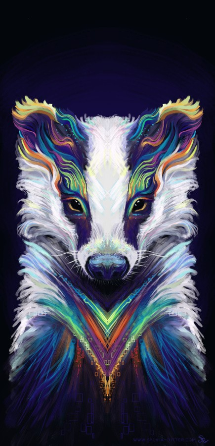 Artist creates astonishing ubuntu wallpapers for phones and tablets breezy badger voltagebd Image collections
