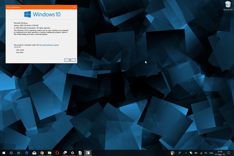 windows 10 1803 sound fix