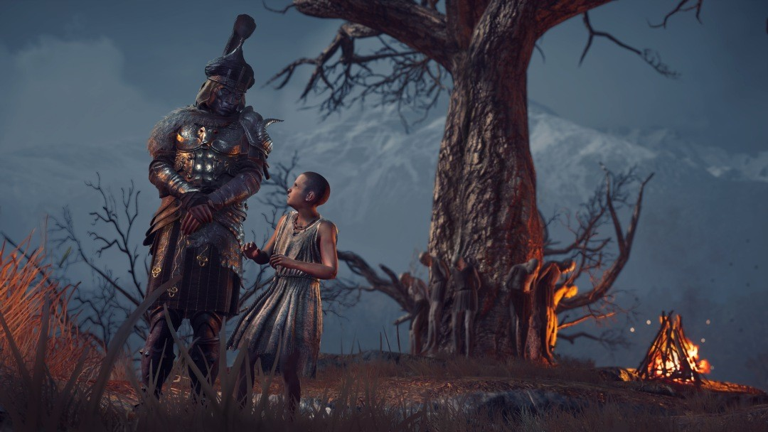 Assassin's Creed Odyssey Is Getting Legacy of the First Blade DLC in