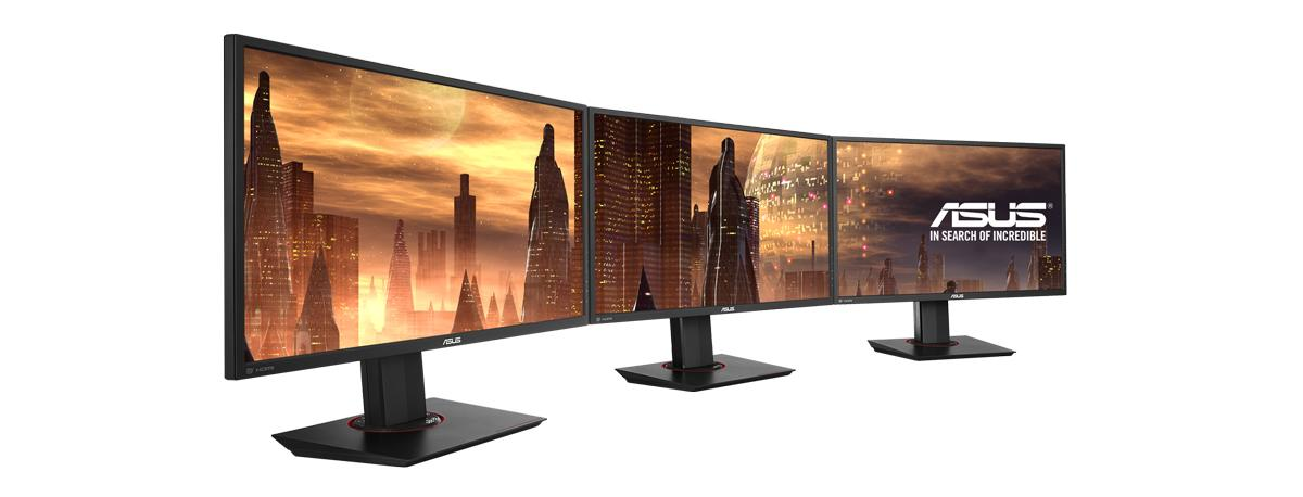 ASUS Announces New 27-Inch 144Hz FreeSync Gaming Monitor