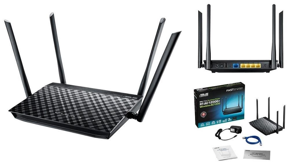 Asus Rt Ac1200g Router Receives Firmware 3 0 0 4 380 3310 Download Now