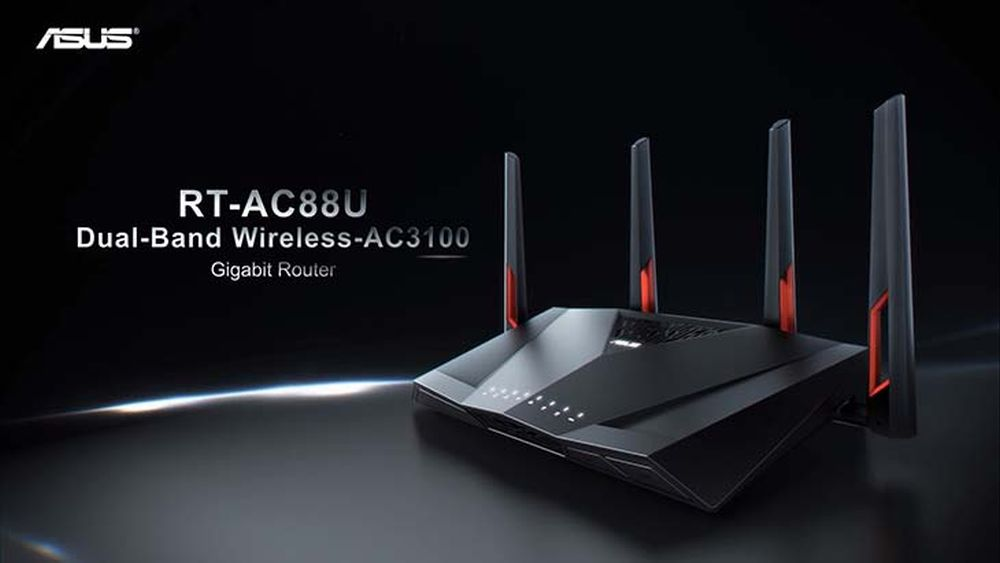 ASUS RT-AC3100 and RT-AC88U Routers Benefit from Firmware