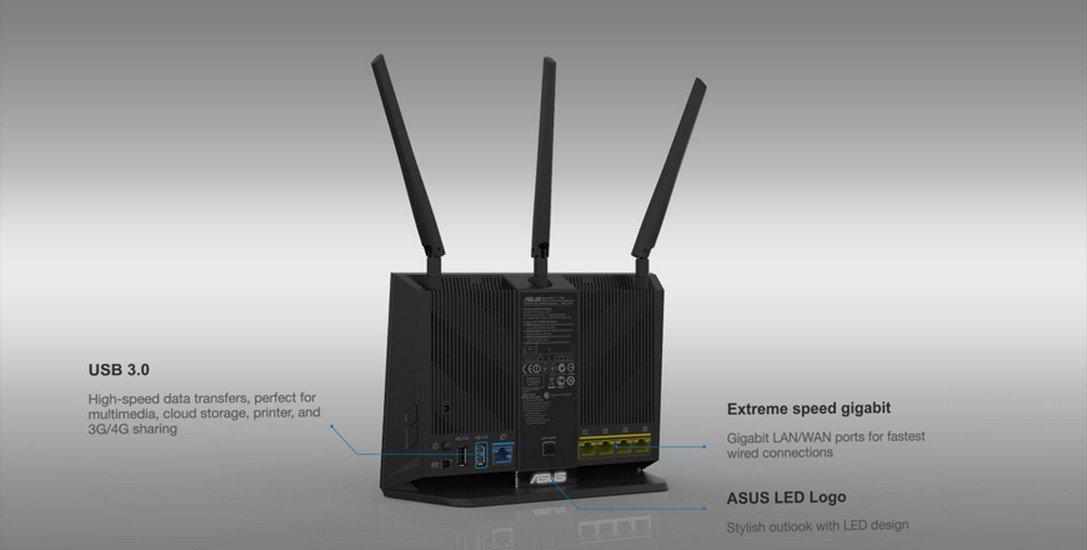 what firmware do i use for asus rt-ac68r
