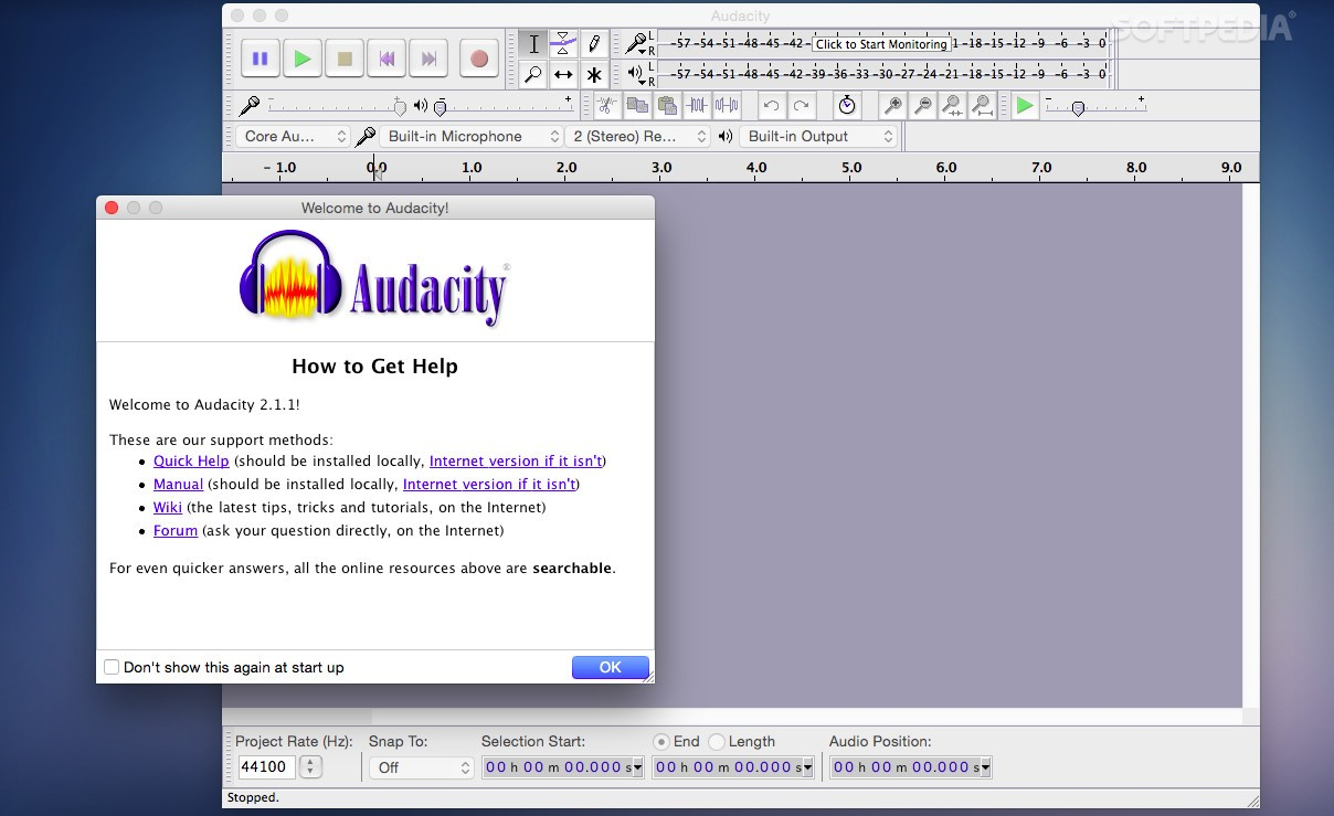 how to cut audio in audacity in 2