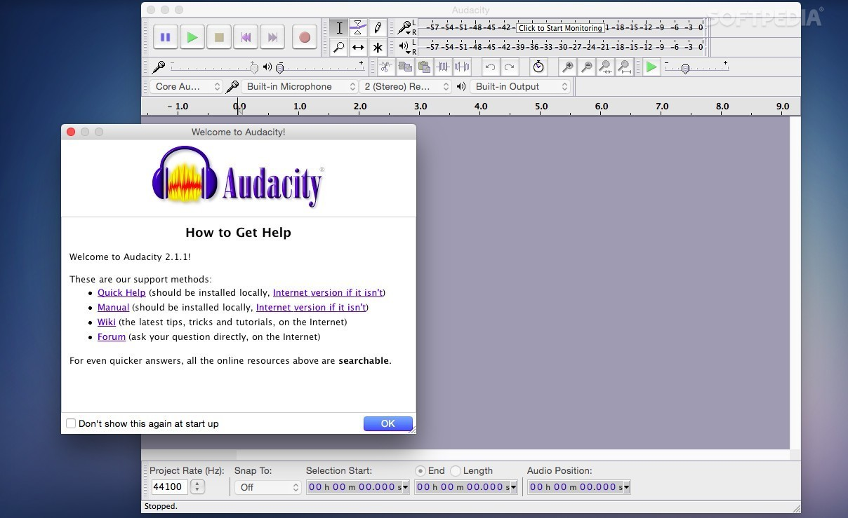 Audacity 2 1 3 Open-Source Audio Editor Adds New Scrubbing