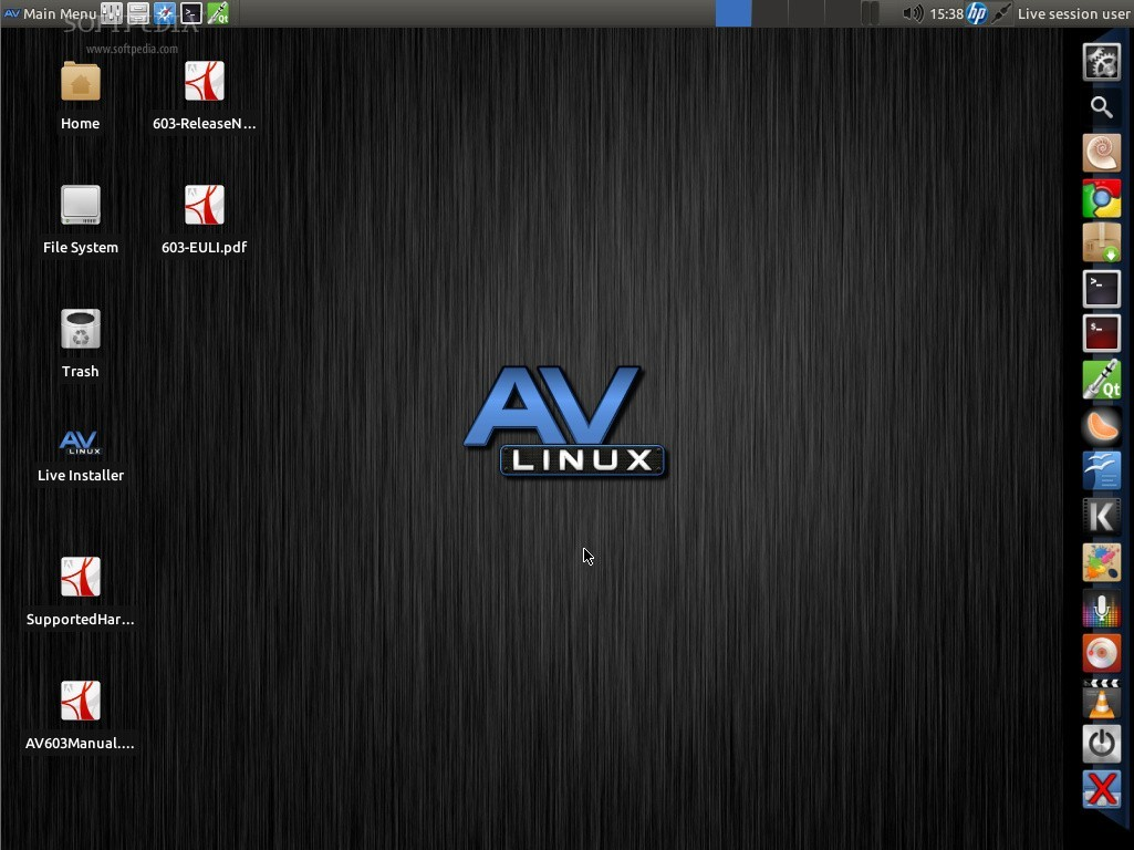 AV Linux Audio/Video Creation OS Now Offers Better Support