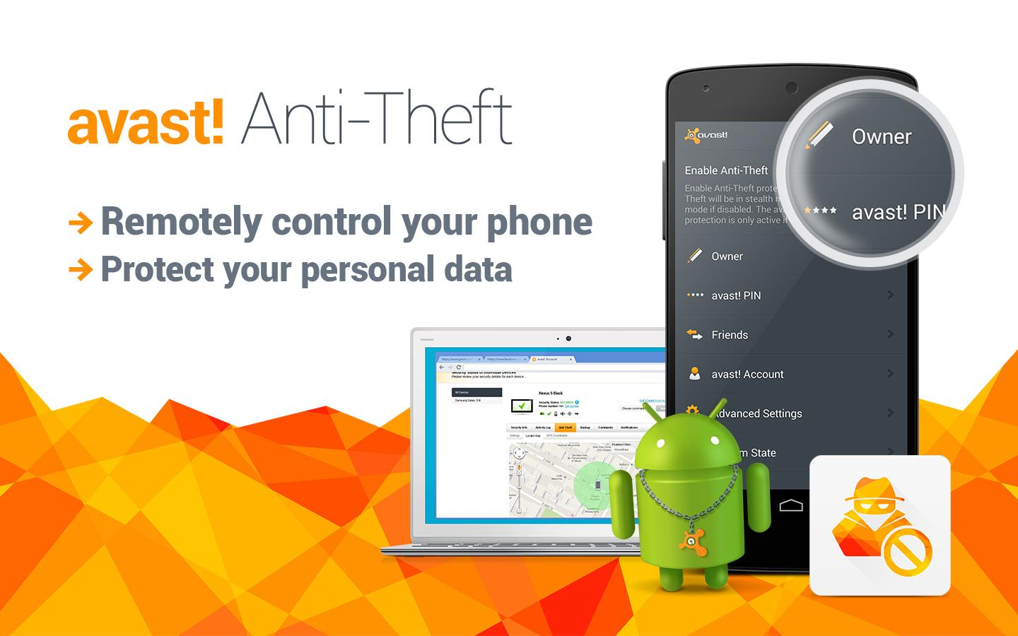 avast android ads