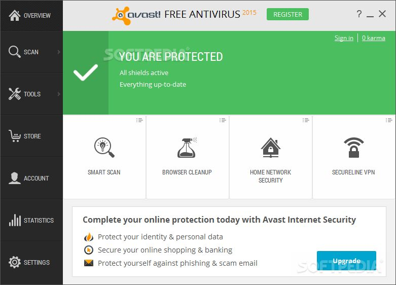 Avast free antivirus beta update adds improved windows 10 support avast free antivirus 2015 with windows 10 preview support ccuart Gallery