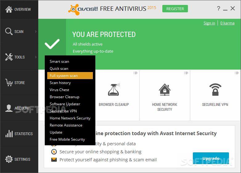 Problem Updating Avast Antivirus - Avast Download