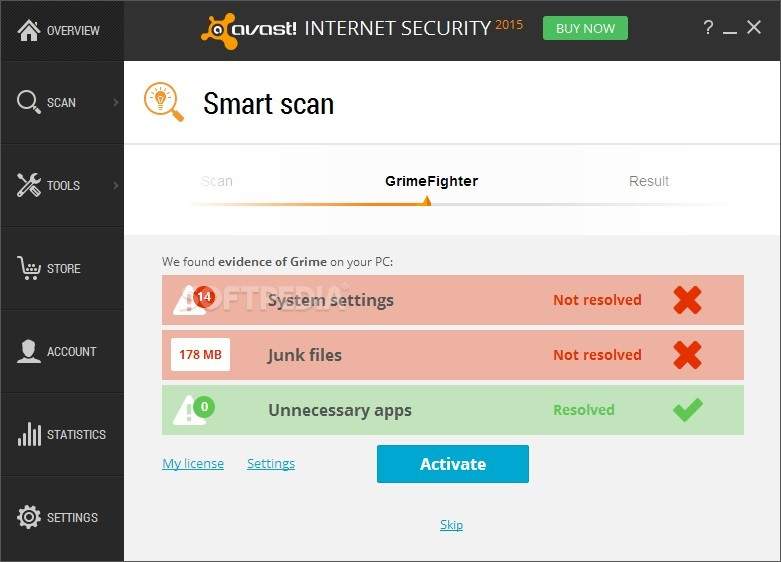 Avast free antivirus internet security get windows 10 improvements avast software now runs more smoothly on windows 10 ccuart Gallery