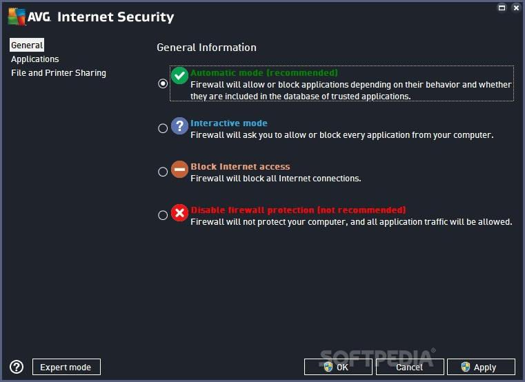 review avg internet security