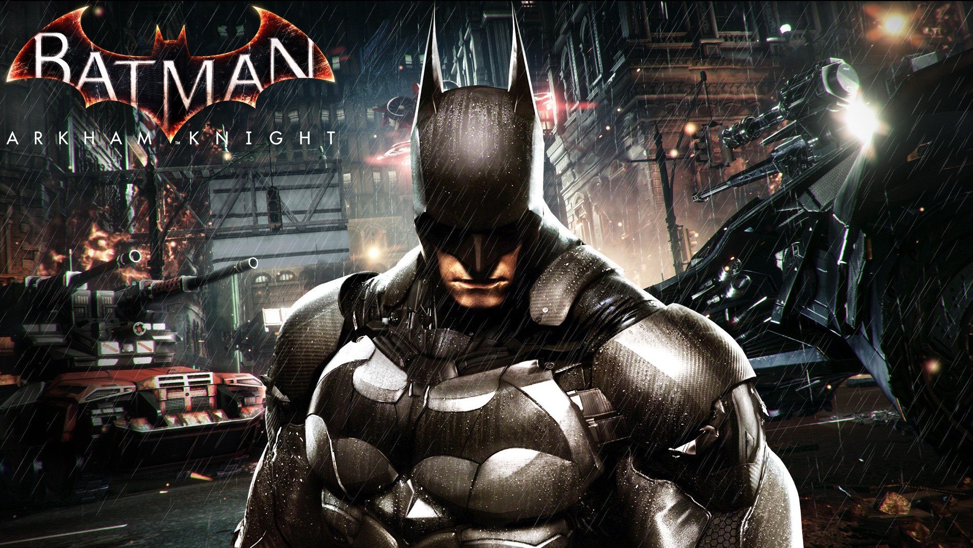 Image result for batman arkham knight