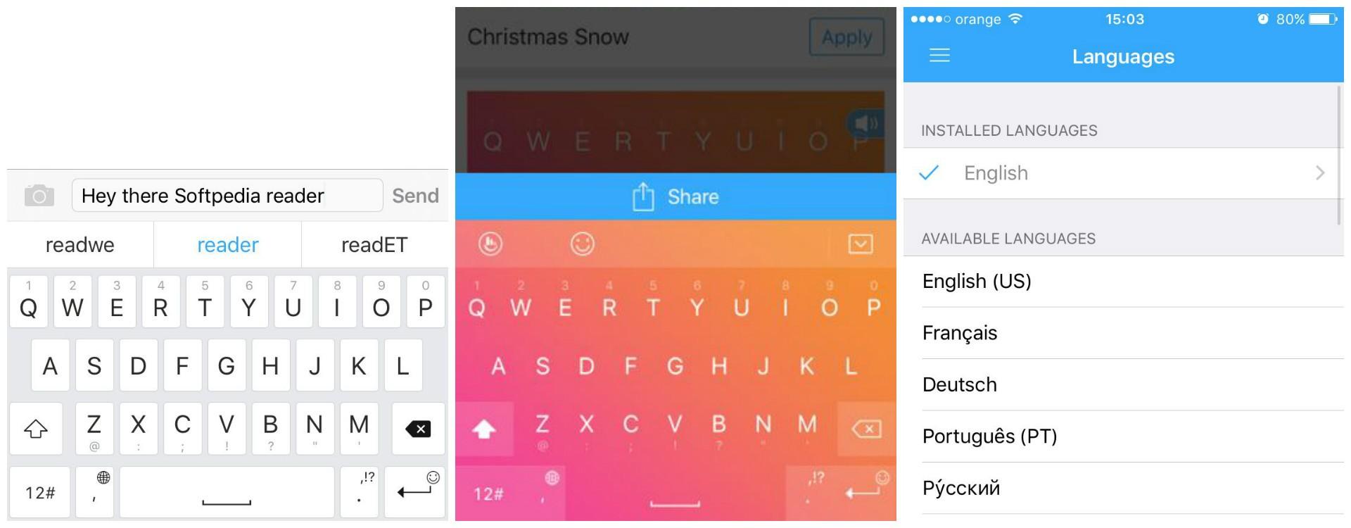 Best Alternatives to Microsoft's SwiftKey Keyboard on iPhone