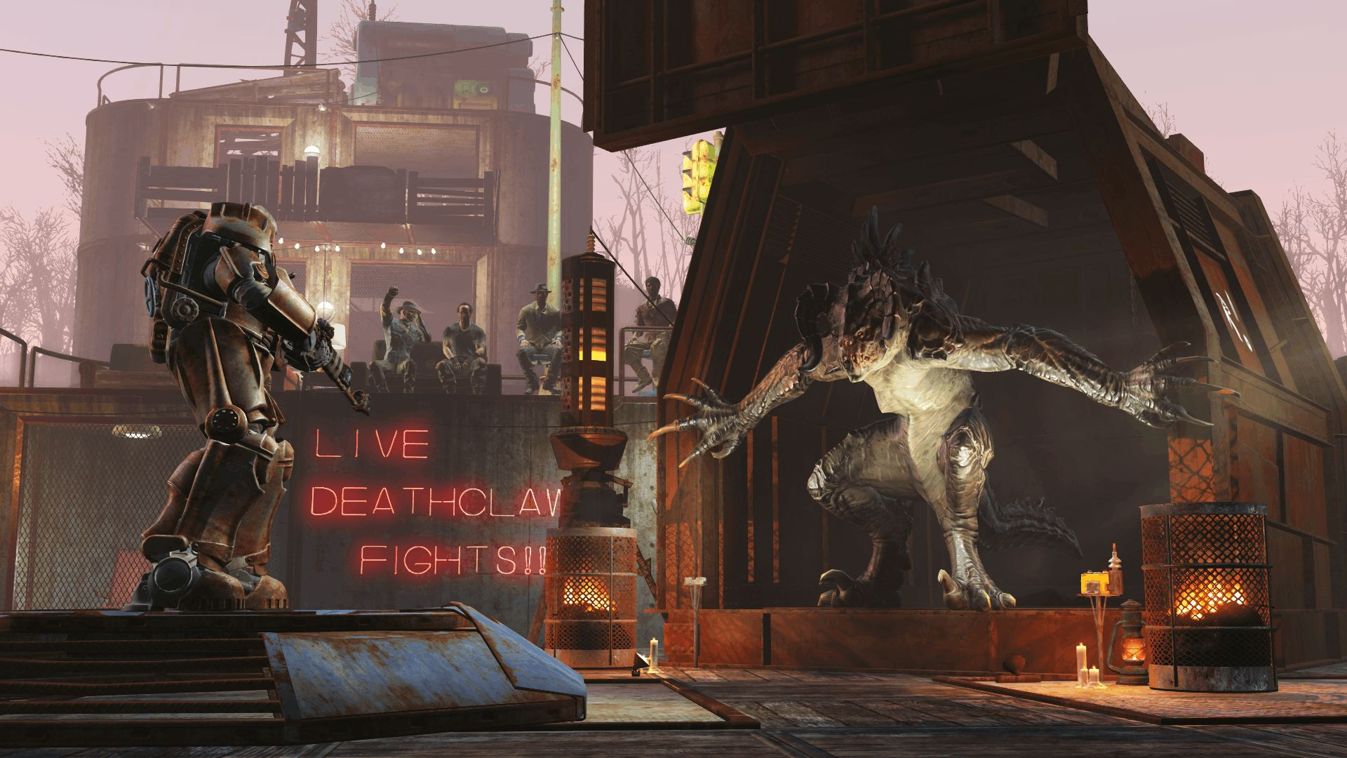 Bethesda Was Surprised By Fallout 4 S Workshop And Settlement
