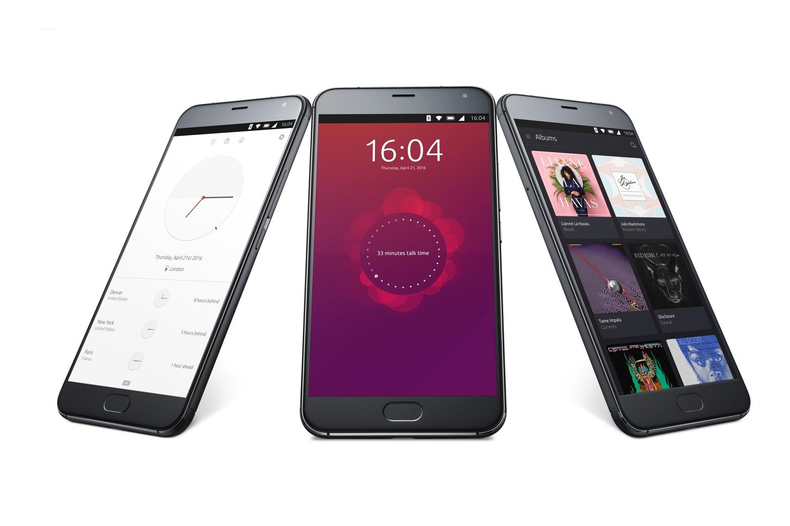Biometric Authentication Might Come to Some Ubuntu Phones in Future OTAs