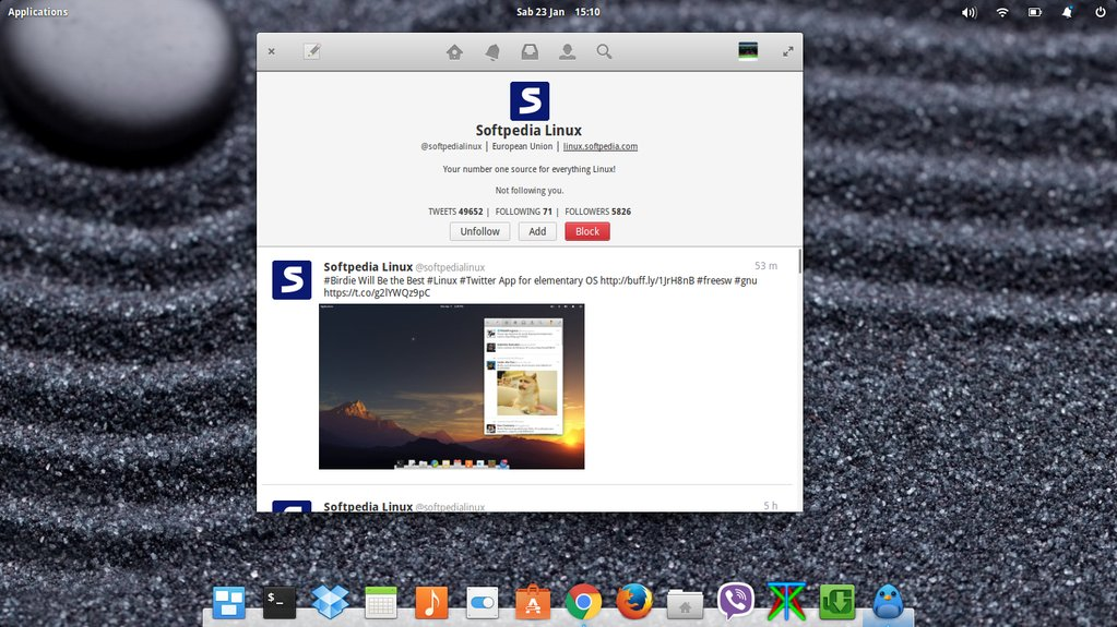 Birdie Will Be the Best Linux Twitter App for elementary OS